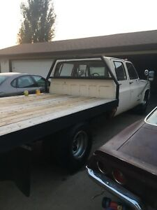 1990 Chevy 3500dually