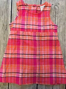 Simply Basic - Plaid Summer Dress 12 months