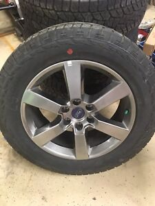 """Hankook Dynapro All Terrian 20"""" Tires"""