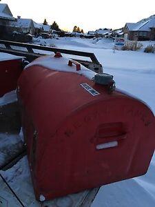 Diesel slip tank