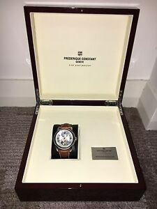 Frederique Constant Heartbeat Manufacture Automatic moon and date Bexley Rockdale Area Preview