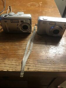 2 cameras (no chargers)