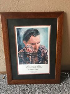 Indian Larry Go with God Print