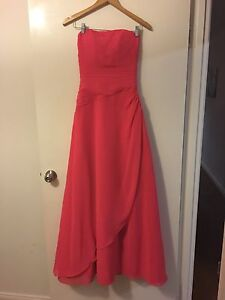 Formal dress (bridesmaid) size 4 (8 aus) Cleveland Redland Area Preview
