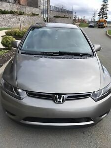 2008 Honda Civic coup low km