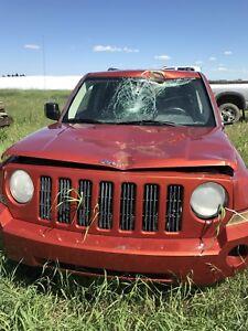 2008 Jeep Patriot - Damaged