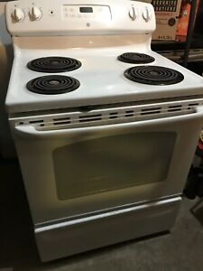 GE stove for sale .