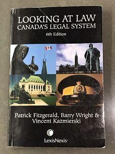 Canada Legal System
