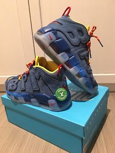 Doernbecher Freestyle - Air More Uptempo (2017) size 10.5