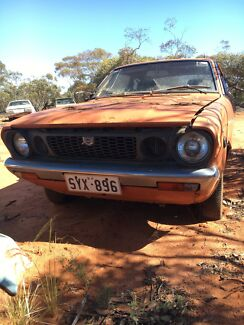 Datsun 120Y Coupes  Adelaide CBD Adelaide City Preview