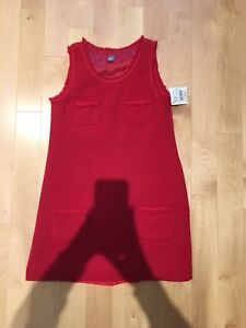Kids Red Zara Dress (13-14 YEARS OLD) With TAGS