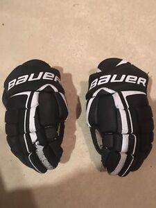 Bauer Vapor pro Gloves