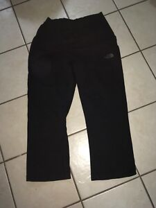 The North Face BNWoT Black Trackpants
