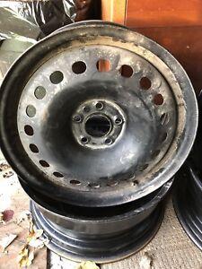 Set of 4 - 17 inch Rims