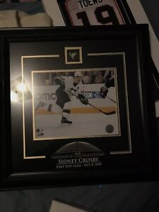 Sports Frames- NHL Hockey Sidney Crosby