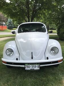 2001 VOLKSWAGEN BEETLE CLASSIC....STUNNING FROM MEXICO