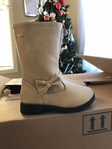 Brand new with tags BEBE toddler size 10 boots