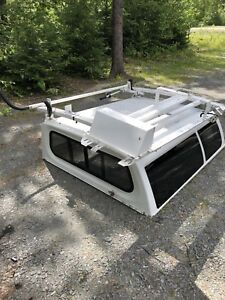 Free truck cap, box cover, ladder rack for 1/4 ton truck