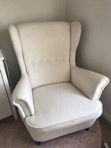 Ikea arm chair / nursery / nursing chair / scandi chair