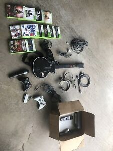 Xbox 360 and lots of extra's
