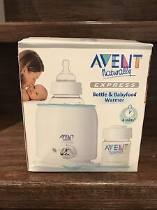 Avent Naturally Express Baby & Babyfood Warmer