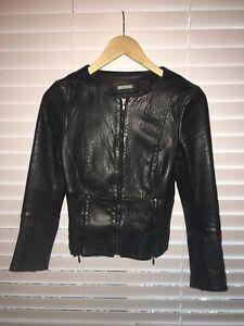 ed60560b21 kookai leather