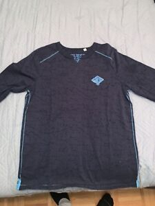 Guess long sleeve shirt size youth (12-14)