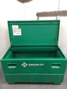 Greenlee 24 x 48 tool chest - Like new
