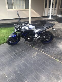 Learner approved Yamaha Mt07 Koonawarra Wollongong Area Preview