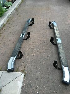 Dodge Ram running boards