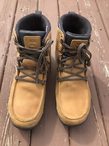 Men's size 12 Timberland Chillberg leather boots
