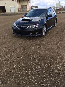 2008 Subaru Impreza WRX turbo
