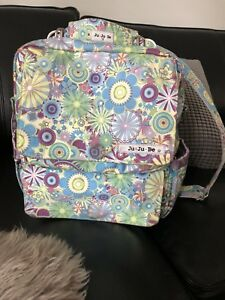 Authentic Jujube Dizzy Dasies Packabe Diaper Bag