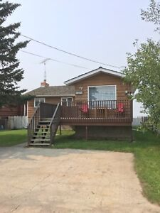 Alberta Beach Lakefront cabin for rent by the month