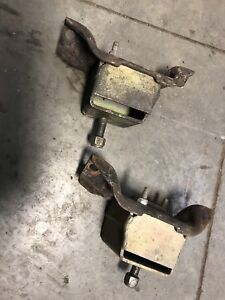 Mustang foxbody solids engine mounts