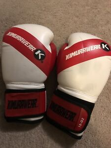 Kimurawear 10-oz gloves