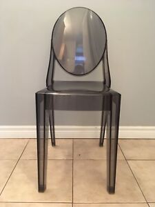 Accent/desk/side chair -Victoria Ghost Chair by Kartell