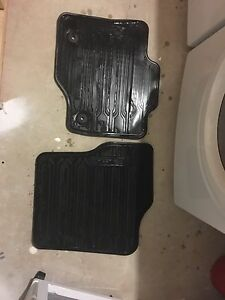 Ford F-150 front floor mats