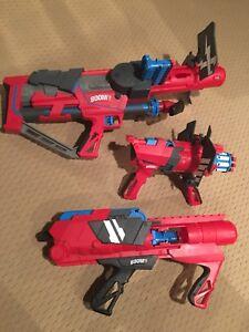 Boom Co toy guns