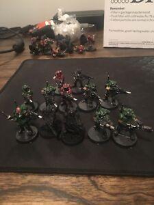 12 Imperial Guard Kasrkin / Stormtroopers Warhammer 40k