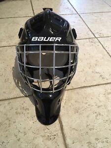 Masque gardien hockey Bauer
