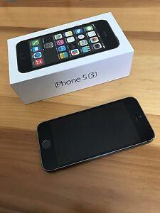 iPhone 5s 16gb (Telus - No Contract)