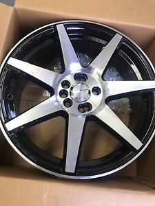 Auscar brand new rims 4 by 5 stud rims cheap save $$$$ Craigieburn Hume Area Preview