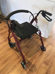 Brand New Walker Rollator