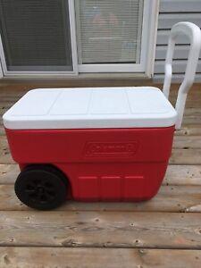 Cooler on Wheels