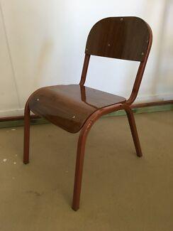 Old school kid's chair