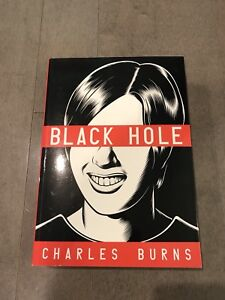Black Hole Graphic Novel