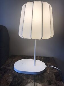 2 coffee tables with lamps(Moving sale)
