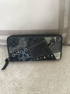 Authentic Limited Edition Coach Wallet