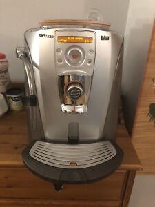 Saeco talea ring plus fully automatic espresso machine